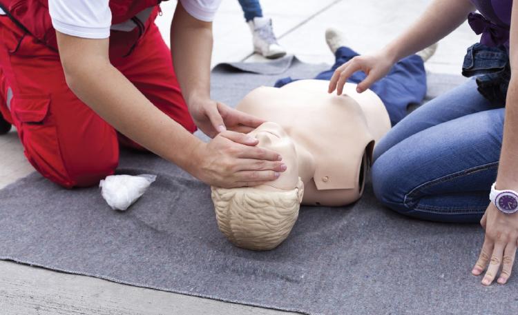 Førstehjælp til trafikuheld
